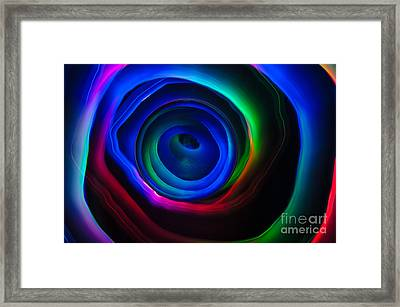 Ecstasy Framed Print by Eric Hartman