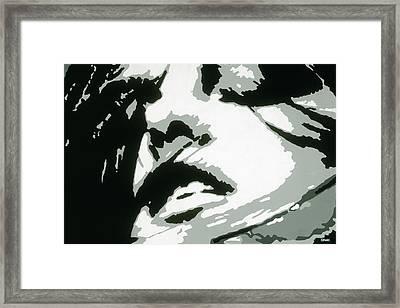 Ecstasy Framed Print