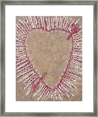 Ecstatic Framed Print by Jeanette Korab