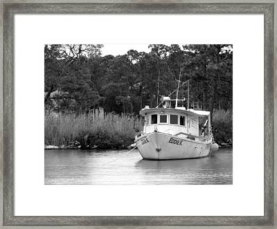 Framed Print featuring the photograph Eddie K by Tom DiFrancesca