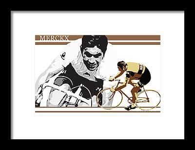 Spin Framed Prints