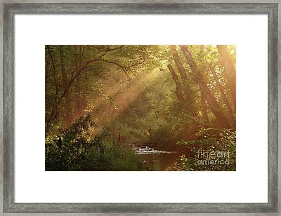 Eden...maybe. Framed Print