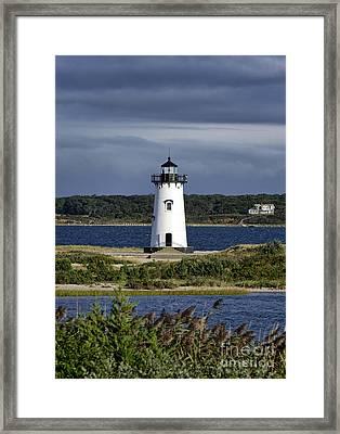 Edgartown Lighthouse Framed Print
