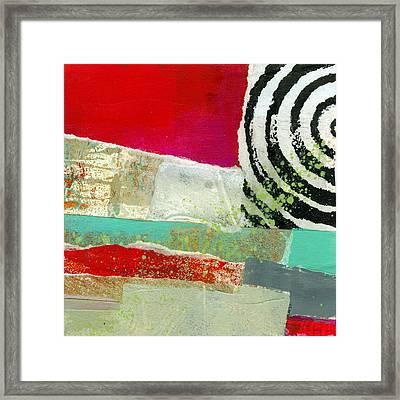Edge 49 Framed Print