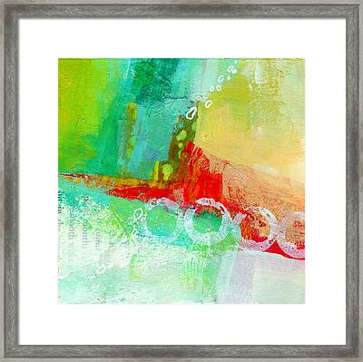 Edge 59 Framed Print by Jane Davies