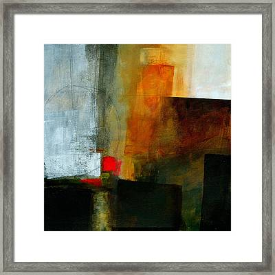 Edge Location 3 Framed Print by Jane Davies