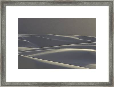 Edge Of Night Framed Print