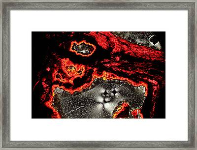 Edge Of The Universe Framed Print
