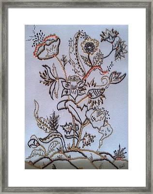 Edibles I Framed Print by Swati Panchal