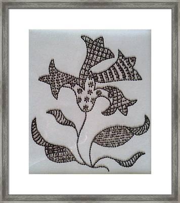 Edibles II Framed Print by Swati Panchal