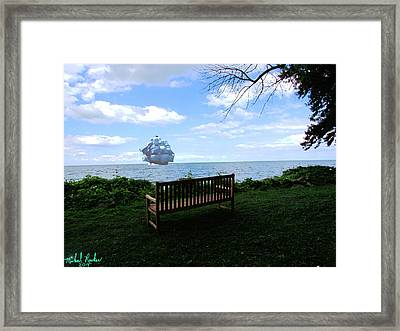 Edsel Ford Home Framed Print