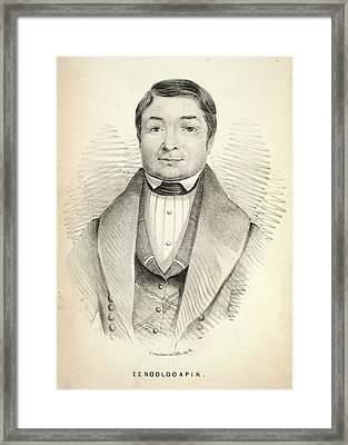 Eenoolooapik Framed Print by British Library