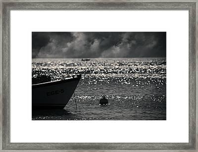 Ege Framed Print