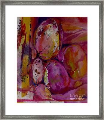 Egg 1 Framed Print