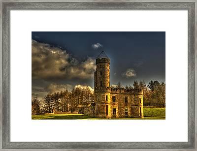 Eglinton Castle Framed Print