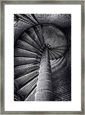 Egmont Key Lighthouse Framed Print