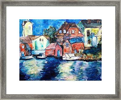 Egon Schiele Painting Framed Print by Celestial Images