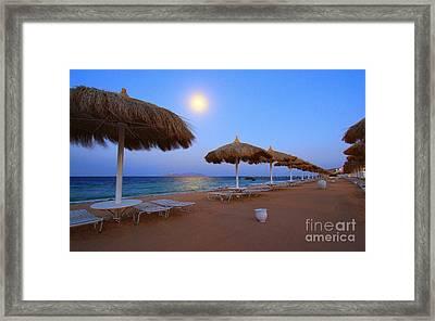 Egypt 1 Framed Print