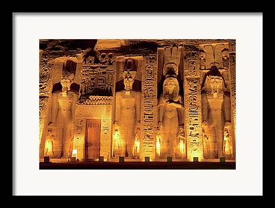 Hathor Framed Prints