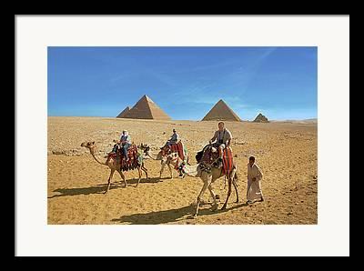 African Heritage Framed Prints