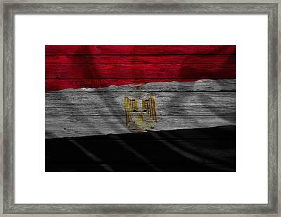 Egypt Framed Print by Joe Hamilton