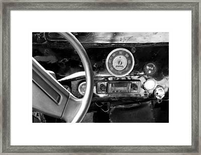Egyptian Automobile Framed Print