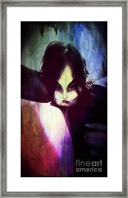 Eidolon Framed Print by Jose Benavides