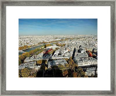 Eiffel 558 Framed Print