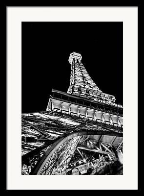 Man Made Structure Framed Prints