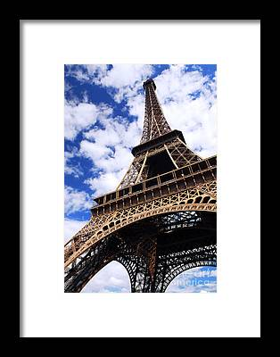Historic Architecture Framed Prints