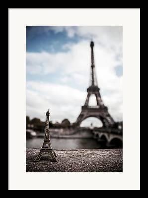 France Photographs Framed Prints