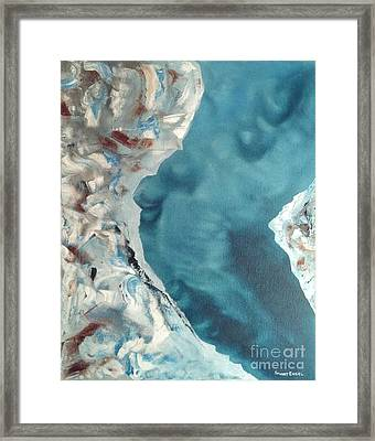 Framed Print featuring the painting Eighth Tent by Stuart Engel