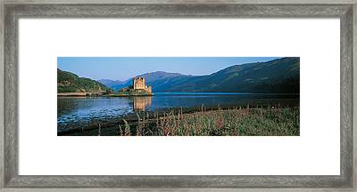 Eilean Donan Castle & Loch Duich Framed Print by Panoramic Images
