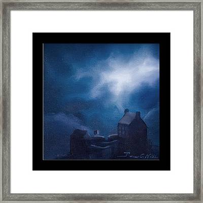 Eilean Donan Castle Framed Print by James Christopher Hill