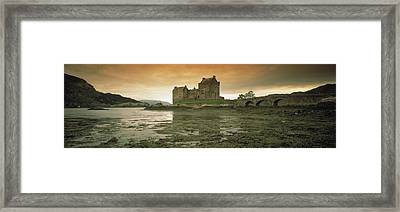 Eilean Donan Castle Scotland Framed Print by Panoramic Images