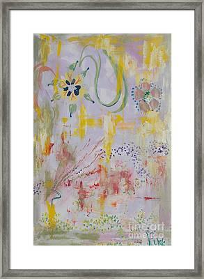 Eileens Wedding Framed Print by PainterArtist FIN