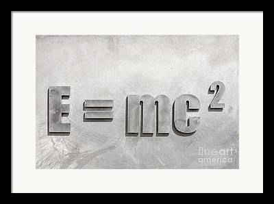 Science And Technology Framed Prints