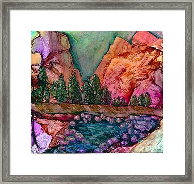 El Capitan Framed Print by Alene Sirott-Cope