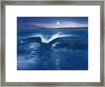El Capitan Framed Print by Mark  Leavitt
