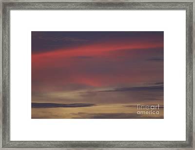 El Cielo Framed Print