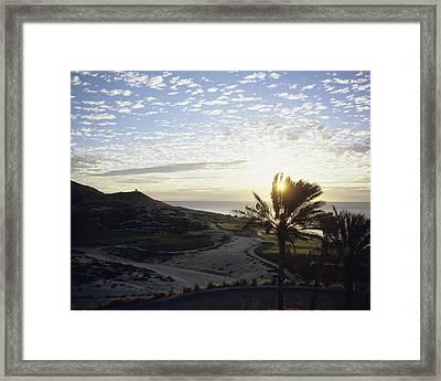 El Dorado Framed Print by Stephen Szurlej