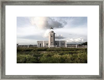 El Faro Framed Print by Imago Capture