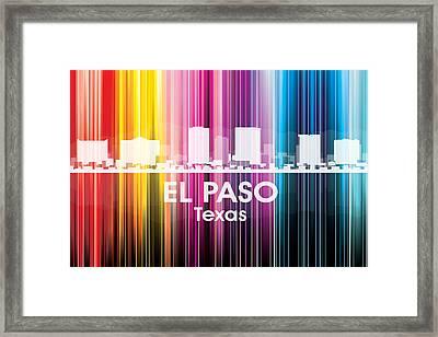 El Paso Tx 2 Framed Print
