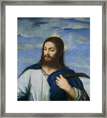 El Salvador Framed Print by Titian