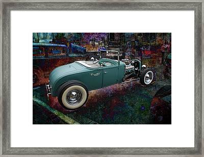 El Torro Framed Print