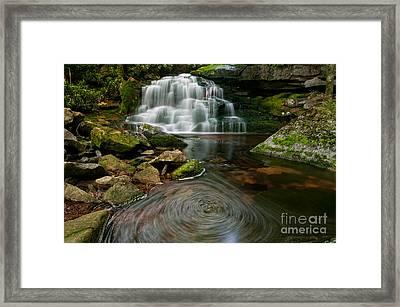 Elakala Falls #2  D30010519 Framed Print