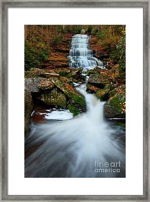 Elakala Falls #4 D30016122 Framed Print