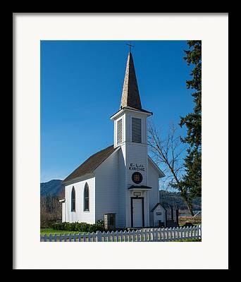 Luth Photographs Framed Prints