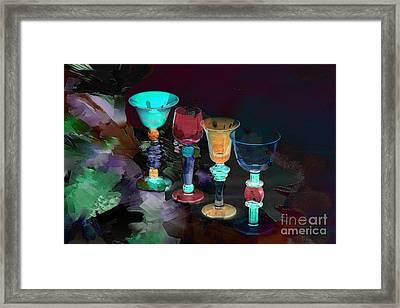 Electric Slide Framed Print by A New Focus Photography