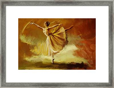 Elegance  Framed Print by Corporate Art Task Force